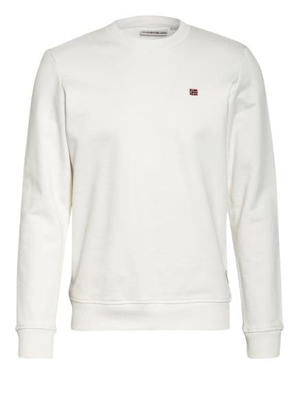NAPAPIJRI Sweatshirt BALIS, Farbe: WEISS (Bild 1)