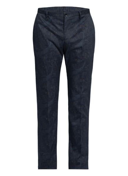 ETRO Chino Extra Slim Fit, Farbe: DUNKELBLAU/ OLIV (Bild 1)