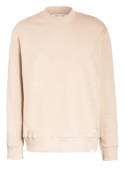 SAMSØE  SAMSØE Sweatshirt TOSCAN, Farbe: CREME (Bild 1)