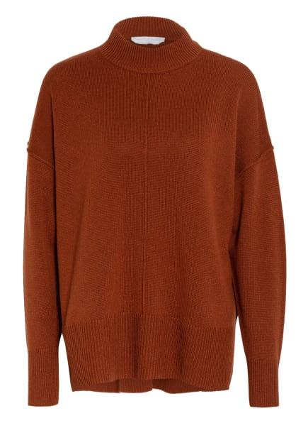 BOSS Cashmere-Pullover FERUNI, Farbe: 224 RUST/COPPER (Bild 1)