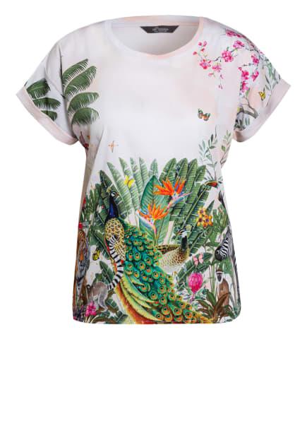 Princess GOES HOLLYWOOD T-Shirt im Materialmix, Farbe: HELLROSA/ GRÜN/ GELB (Bild 1)