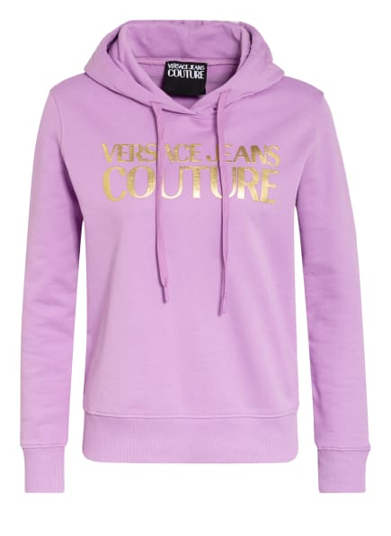 VERSACE JEANS COUTURE Hoodie, Farbe: HELLLILA (Bild 1)