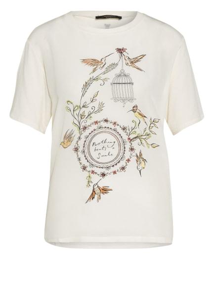 WEEKEND MaxMara T-Shirt PANNO, Farbe: WEISS (Bild 1)