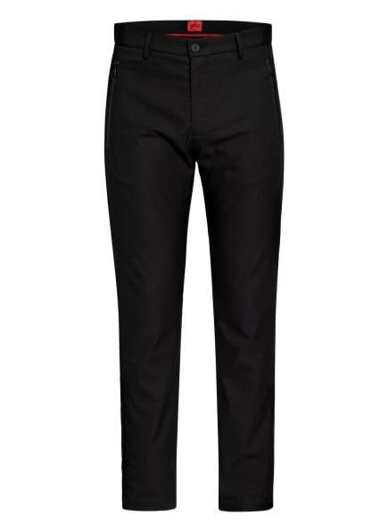 HUGO Hose DAVID Extra Slim Fit, Farbe: SCHWARZ (Bild 1)