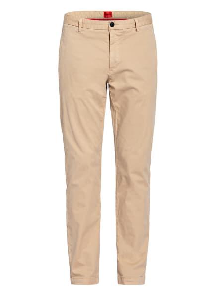 HUGO Chino DAVID Slim Fit , Farbe: BEIGE (Bild 1)