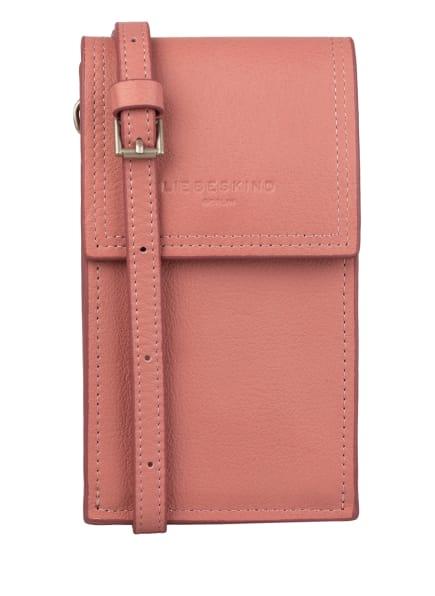LIEBESKIND Berlin Smartphone-Tasche VALENTINE , Farbe: ROSÉ (Bild 1)