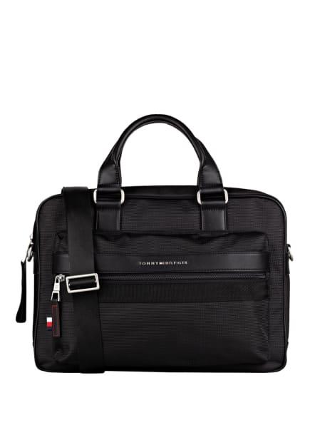 TOMMY HILFIGER Laptop-Tasche ELEVATED, Farbe: SCHWARZ (Bild 1)