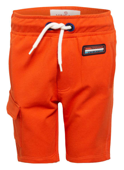 VINGINO Shorts REVI, Farbe: HELLROT (Bild 1)