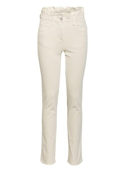 s.Oliver RED Paperbag-Jeans Regular Fit, Farbe: ECRU (Bild 1)