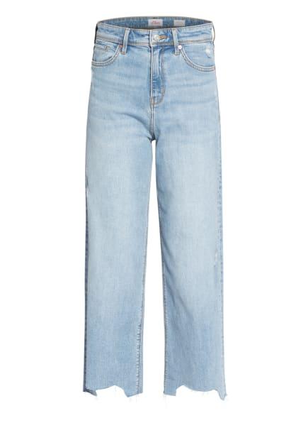 s.Oliver RED Jeans-Culotte, Farbe: 52Z5 light blue (Bild 1)