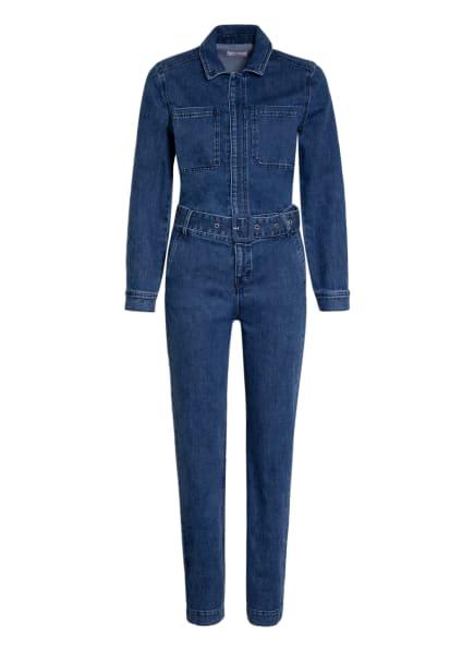 s.Oliver RED Jeans-Jumpsuit , Farbe: 58Z7 dark blue (Bild 1)
