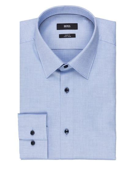 BOSS Hemd JANO Slim Fit, Farbe: HELLBLAU/ DUNKELBLAU (Bild 1)