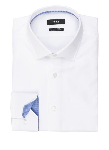 BOSS Hemd GELSON Regular Fit, Farbe: WEISS (Bild 1)