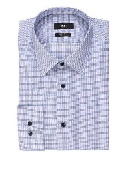 BOSS Hemd GANOS Regular Fit, Farbe: BLAU/ WEISS (Bild 1)