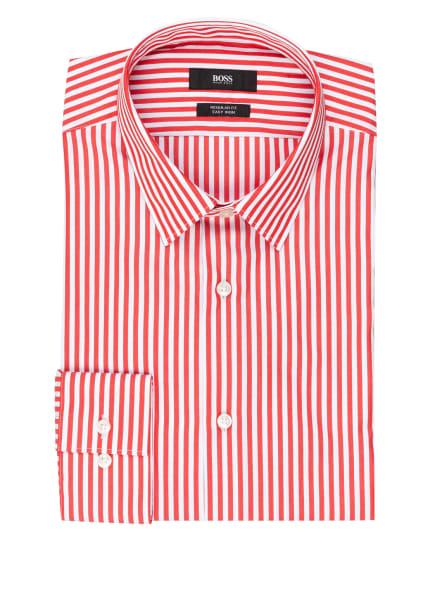 BOSS Hemd ELIOTT Regular Fit, Farbe: ROT/ WEISS (Bild 1)