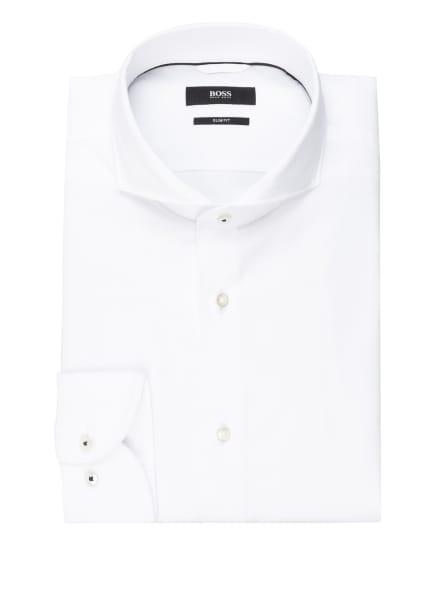 BOSS Hemd JEMERSON Slim Fit, Farbe: WEISS (Bild 1)