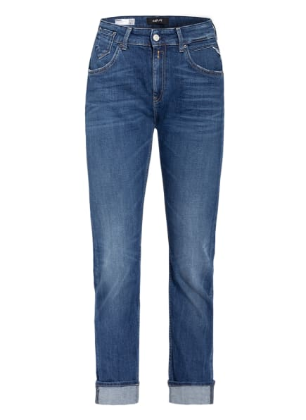REPLAY Boyfriend Jeans MARTY, Farbe: 009 MEDIUM BLUE (Bild 1)