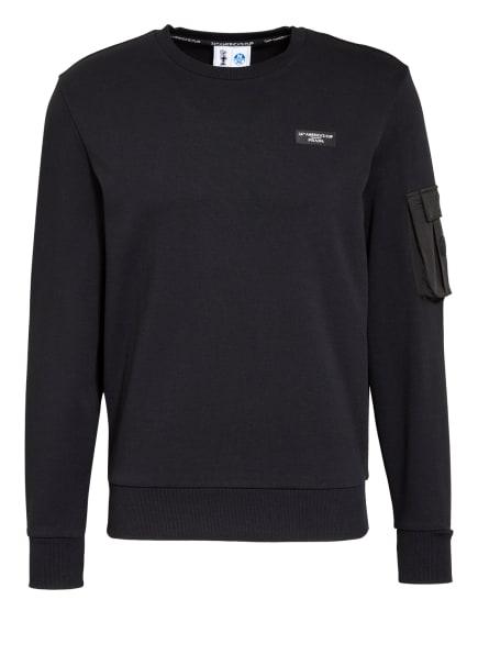NORTH SAILS Sweatshirt OREWA, Farbe: SCHWARZ (Bild 1)