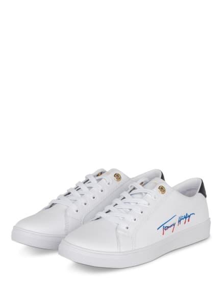 TOMMY HILFIGER Sneaker , Farbe: WEISS (Bild 1)