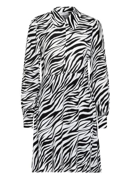 NORR Kleid RORY, Farbe: SCHWARZ/ WEISS (Bild 1)