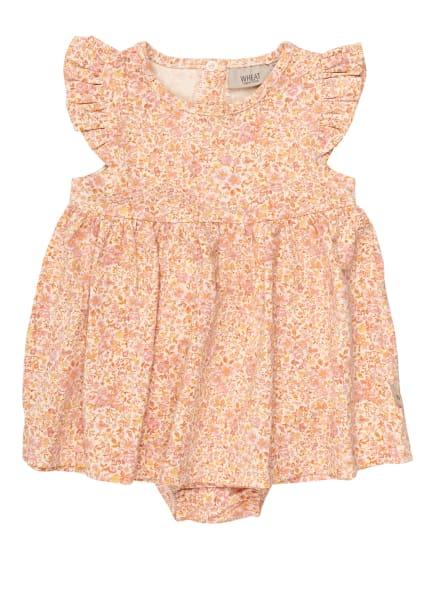 WHEAT Kleid, Farbe: ROSÉ/ HELLBRAUN/ HELLGELB (Bild 1)