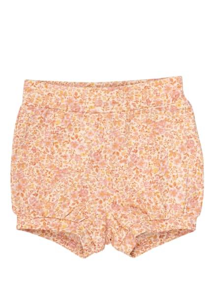 WHEAT Shorts, Farbe: ROSÉ/ HELLGELB/ HELLBRAUN (Bild 1)
