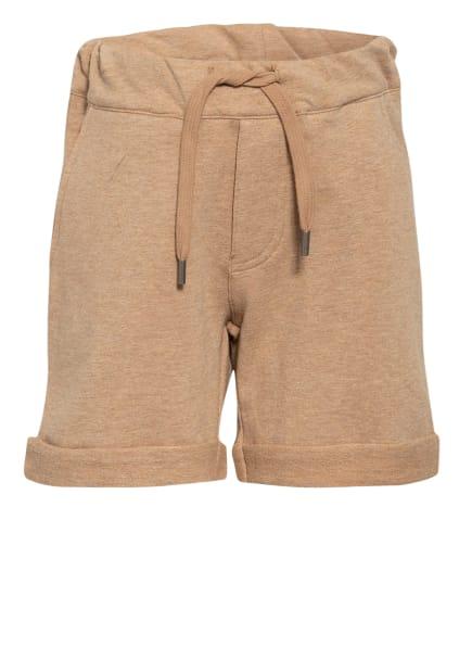 WHEAT Sweatshorts, Farbe: CAMEL (Bild 1)