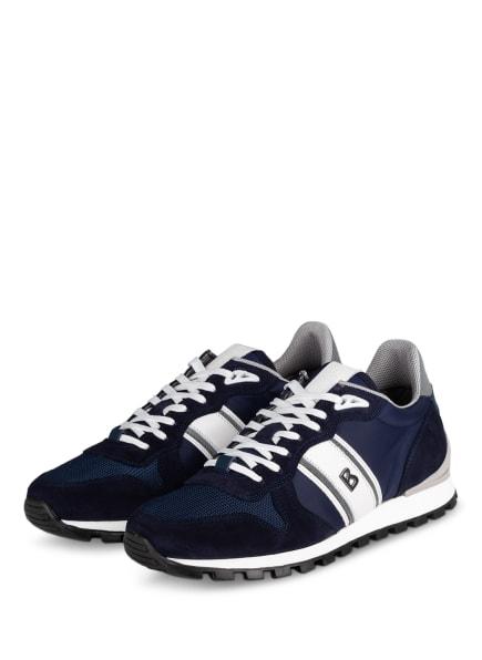 BOGNER Sneaker PORTO, Farbe: DUNKELBLAU/ SCHWARZ (Bild 1)