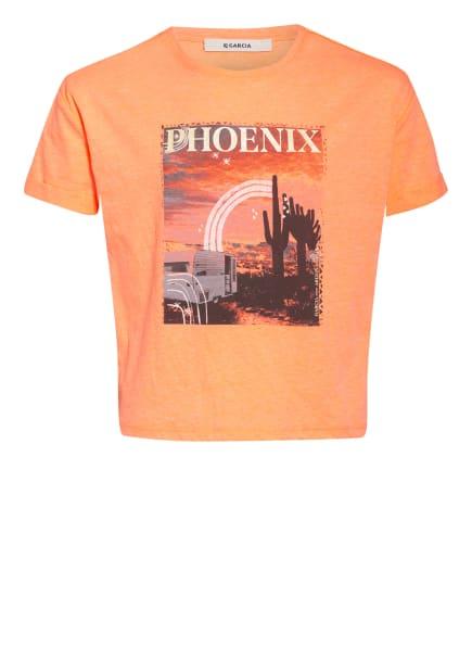 GARCIA T-Shirt, Farbe: NEONORANGE (Bild 1)