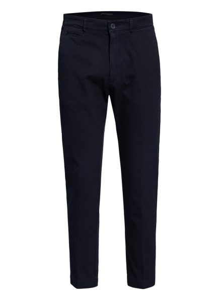 DRYKORN Chino KREW Extra Slim Fit, Farbe: DUNKELBLAU (Bild 1)