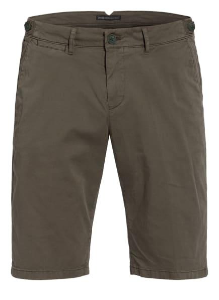 DRYKORN Chino-Shorts KRINK, Farbe: GRÜN (Bild 1)