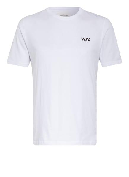 WOOD WOOD T-Shirt SAMI, Farbe: WEISS (Bild 1)