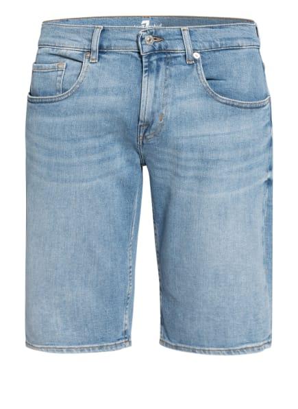 7 for all mankind Jeans-Shorts Regular Fit, Farbe: LIGHT BLUE (Bild 1)