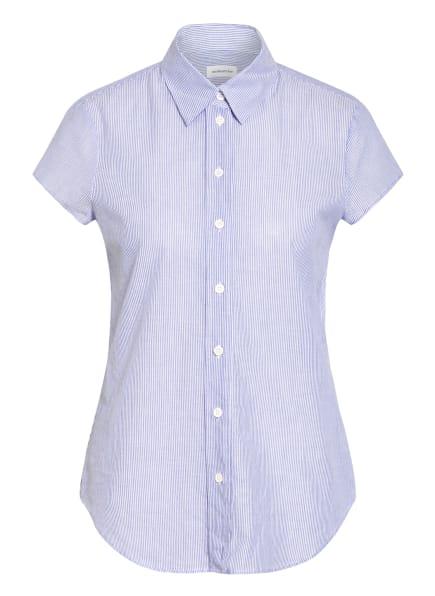 seidensticker Blusenshirt, Farbe: WEISS/ HELLBLAU (Bild 1)