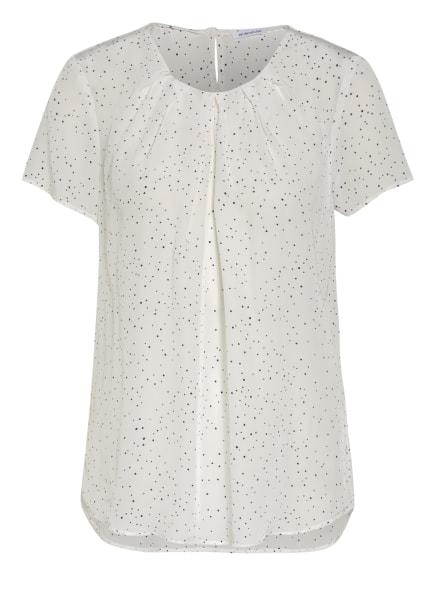 seidensticker Blusenshirt , Farbe: WEISS/ SCHWARZ (Bild 1)