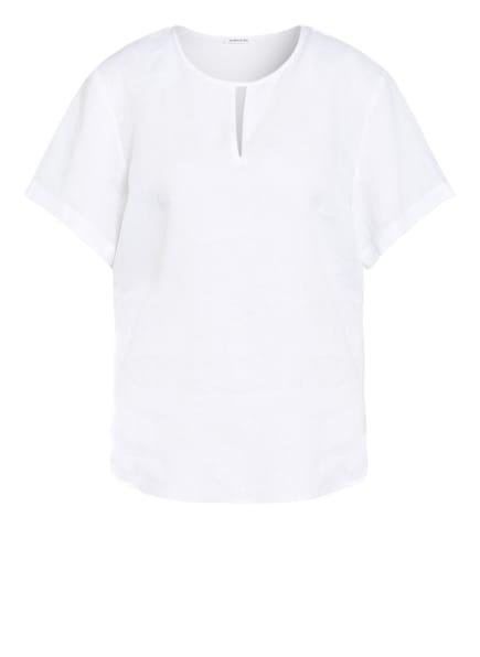 seidensticker Blusenshirt aus Leinen, Farbe: WEISS (Bild 1)