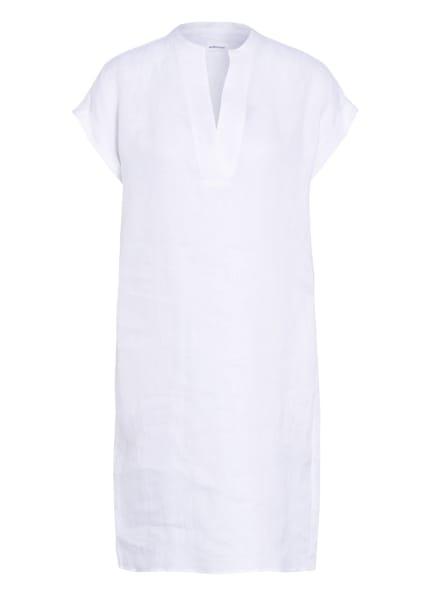 seidensticker Leinenkleid, Farbe: WEISS (Bild 1)