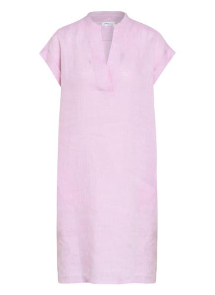 seidensticker Leinenkleid, Farbe: ROSÉ (Bild 1)