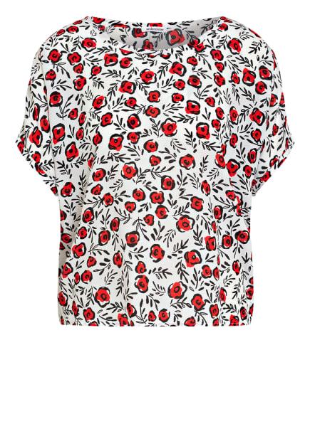 seidensticker Blusenshirt, Farbe: WEISS/ ROT/ SCHWARZ (Bild 1)
