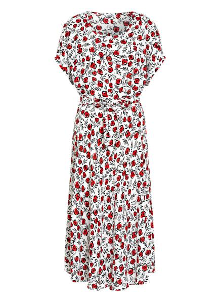 seidensticker Kleid, Farbe: ROT/ ECRU (Bild 1)