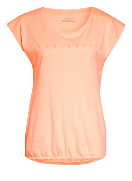 VENICE BEACH T-Shirt WONDER, Farbe: HELLORANGE (Bild 1)
