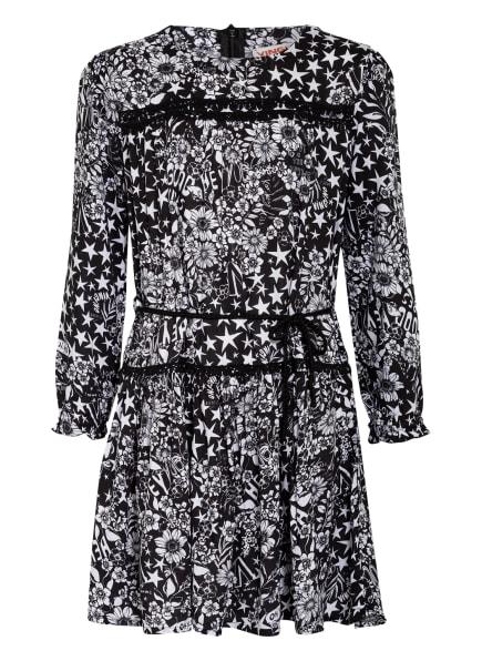 VINGINO Kleid , Farbe: WEISS/ SCHWARZ (Bild 1)