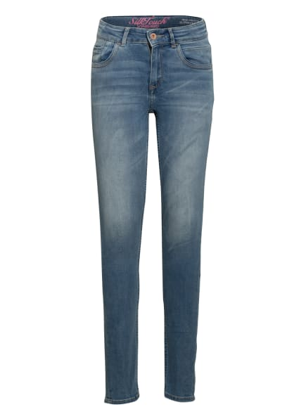 VINGINO Jeans BELIZE Super Skinny Fit, Farbe: HELLBLAU (Bild 1)