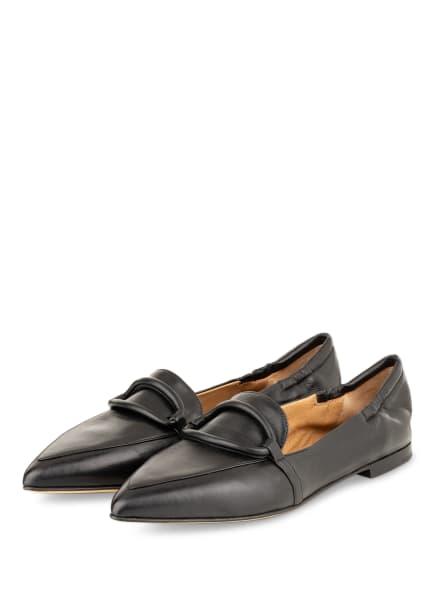 POMME D'OR Loafer GRACE, Farbe: SCHWARZ (Bild 1)