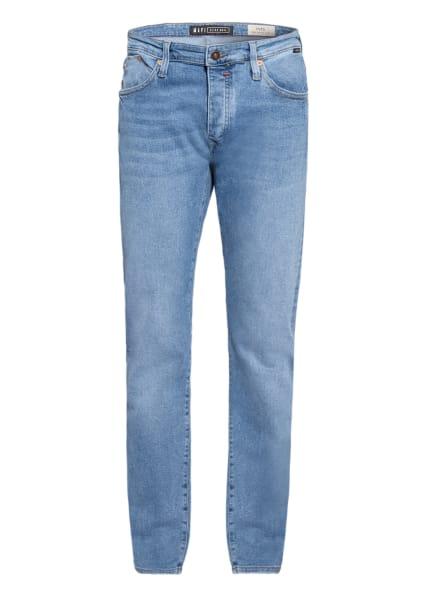 mavi Jeans YVES Slim Skinny Fit, Farbe: 33145 lt distressed ultra move (Bild 1)