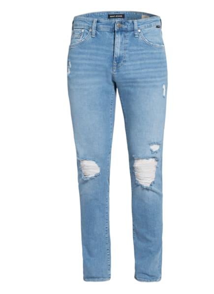 mavi Jeans JAMES Skinny Fit, Farbe: 33150 lt ripped comfort (Bild 1)