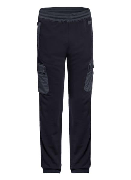 ZZegna Cargo-Sweatpants, Farbe: DUNKELBLAU (Bild 1)
