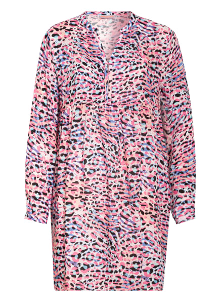 FRIEDA&FREDDIES Kleid, Farbe: ROSA/ LILA/ WEISS (Bild 1)