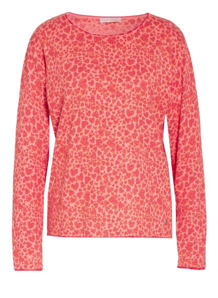 FRIEDA&FREDDIES Pullover , Farbe: ROT/ HELLROT/ GELB (Bild 1)