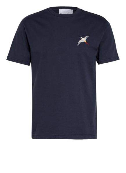 AXEL ARIGATO T-Shirt, Farbe: DUNKELBLAU (Bild 1)